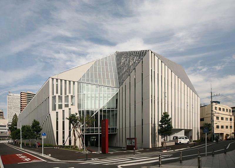 東京音楽大学100周年記念本館(池袋キャンパス)